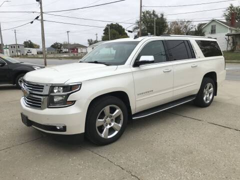 2015 Chevrolet Suburban for sale at Kemper Motors Inc in Cameron MO