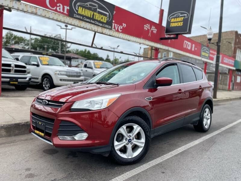 2014 Ford Escape for sale at Manny Trucks in Chicago IL