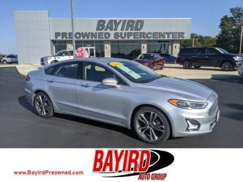 2019 Ford Fusion for sale at Bayird Truck Center in Paragould AR