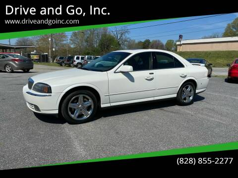 2005 Lincoln LS for sale at Drive and Go, Inc. in Hickory NC