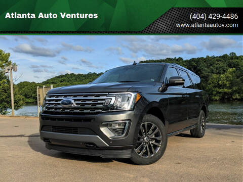 2021 Ford Expedition MAX for sale at Atlanta Auto Ventures in Roswell GA