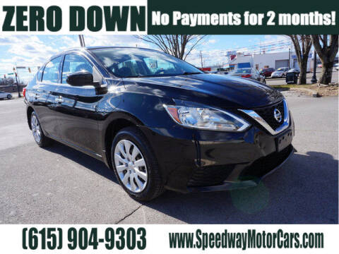 2016 Nissan Sentra for sale at Speedway Motors in Murfreesboro TN