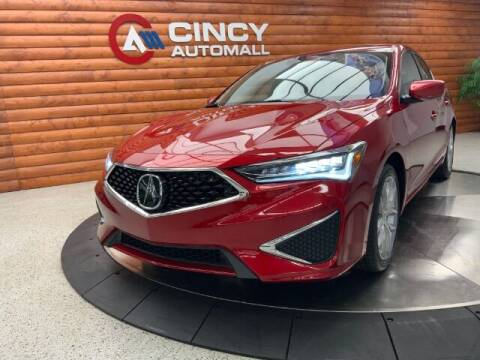 2020 Acura ILX for sale at Dixie Motors in Fairfield OH