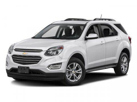 2016 Chevrolet Equinox for sale at Uftring Weston Pre-Owned Center in Peoria IL