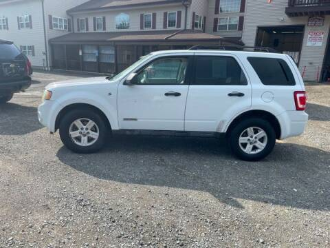 2008 Ford Escape Hybrid for sale at Upstate Auto Sales Inc. in Pittstown NY