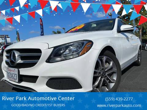 2017 Mercedes-Benz C-Class for sale at River Park Automotive Center in Fresno CA
