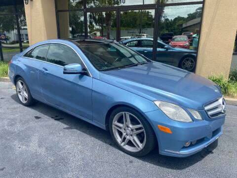 2011 Mercedes-Benz E-Class for sale at Premier Motorcars Inc in Tallahassee FL