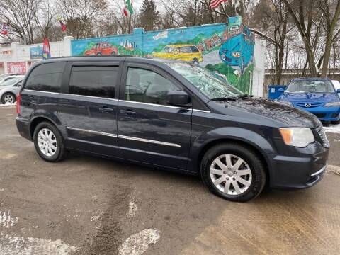 2014 Chrysler Town and Country for sale at Showcase Motors in Pittsburgh PA