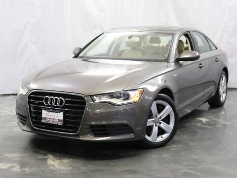 2012 Audi A6 for sale at United Auto Exchange in Addison IL