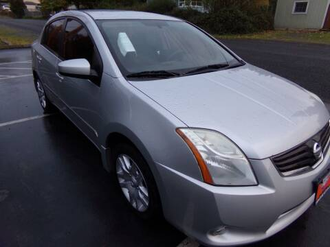 2010 Nissan Sentra for sale at Signature Auto Sales in Bremerton WA