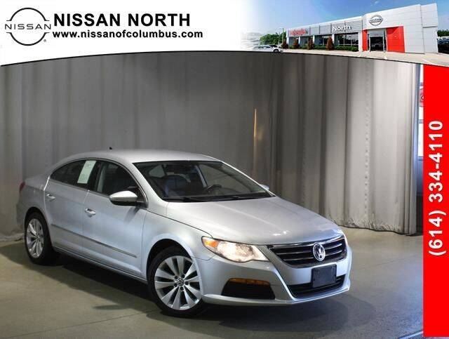 2012 Volkswagen CC for sale at Auto Center of Columbus in Columbus OH