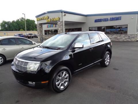 2008 Lincoln MKX for sale at KARS R US of Spartanburg LLC in Spartanburg SC