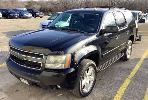 2007 Chevrolet Tahoe for sale at Southtown Auto Sales in Albert Lea MN