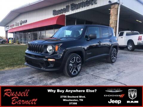 2021 Jeep Renegade for sale at Russell Barnett Chrysler Dodge Jeep Ram in Winchester TN