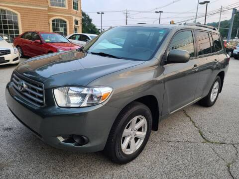 2010 Toyota Highlander for sale at Car and Truck Exchange, Inc. in Rowley MA