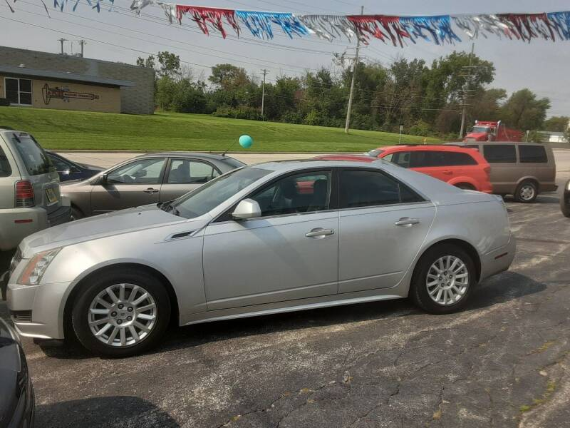 2011 Cadillac CTS for sale at Carson's Cars in Milwaukee WI