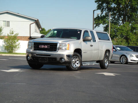 2011 GMC Sierra 1500 for sale at Jack Schmitt Chevrolet Wood River in Wood River IL
