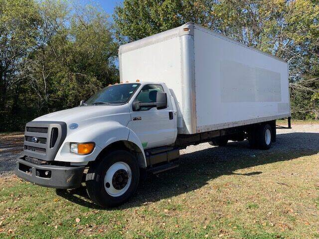 2013 Ford F-750 Super Duty for sale at Mater's Motors in Stanley NC