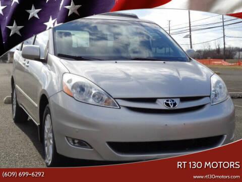 2010 Toyota Sienna for sale at RT 130 Motors in Burlington NJ