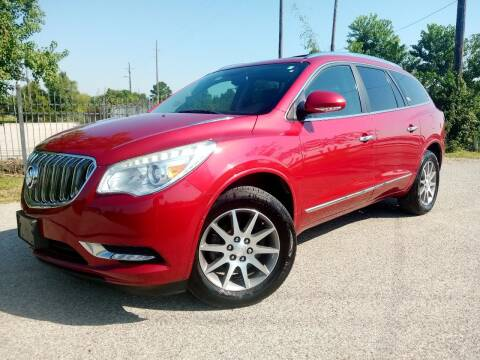 2014 Buick Enclave for sale at AUTO DIRECT in Houston TX