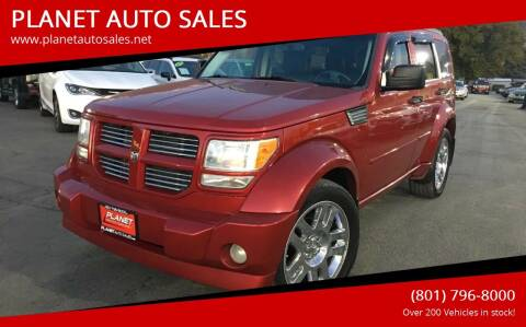 2008 Dodge Nitro for sale at PLANET AUTO SALES in Lindon UT