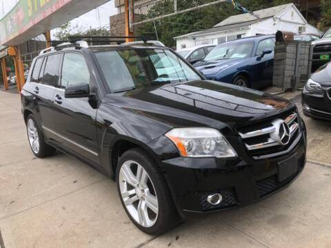 2012 Mercedes-Benz GLK for sale at Sylhet Motors in Jamaica NY
