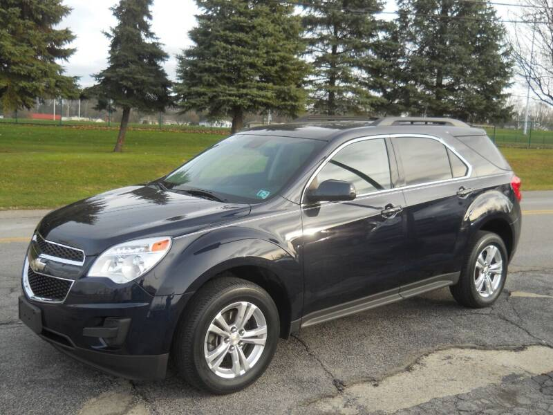 2015 Chevrolet Equinox for sale at Hern Motors - 111 Hubbard Youngstown Rd Lot in Hubbard OH