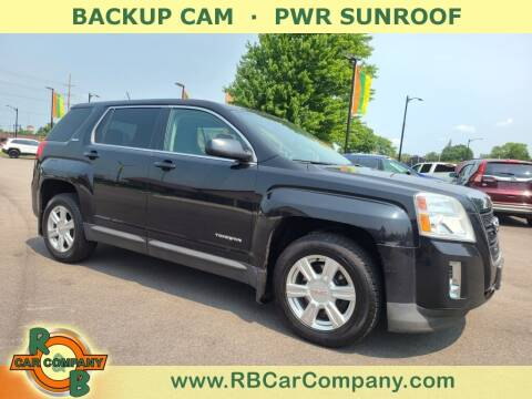 2014 GMC Terrain for sale at R & B Car Company in South Bend IN