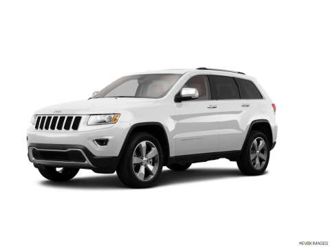 2014 Jeep Grand Cherokee for sale at Jensen's Dealerships in Sioux City IA