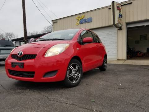 2009 Toyota Yaris for sale at Sinclair Auto Inc. in Pendleton IN