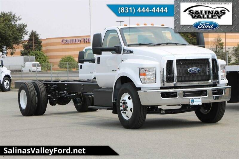 2022 Ford F-750 Super Duty for sale in Salinas, CA