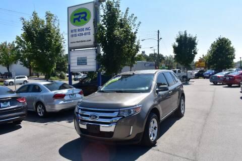 2014 Ford Edge for sale at Rite Ride Inc in Murfreesboro TN