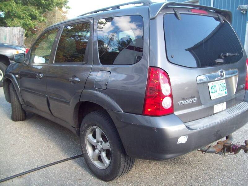 2005 Mazda Tribute s 4WD 4dr SUV - Milford NH