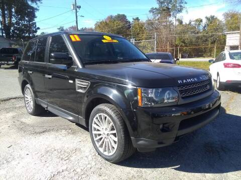 2011 Land Rover Range Rover Sport for sale at Import Plus Auto Sales in Norcross GA