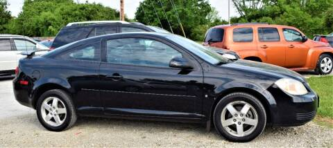 2009 Chevrolet Cobalt for sale at PINNACLE ROAD AUTOMOTIVE LLC in Moraine OH
