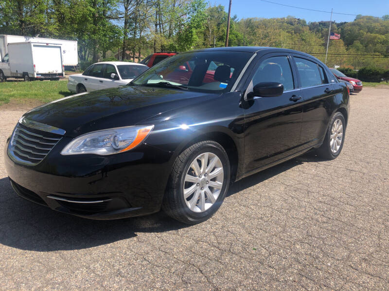 2013 Chrysler 200 for sale at Used Cars 4 You in Carmel NY
