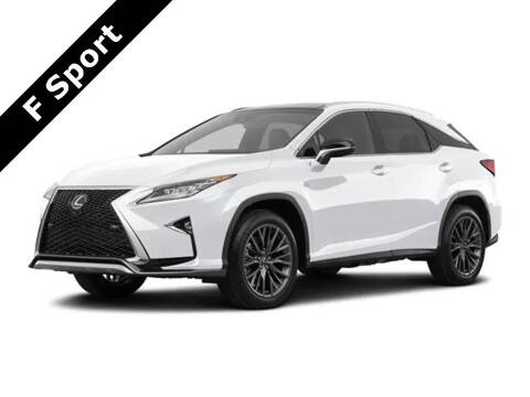 2017 Lexus RX 350 for sale at Coast to Coast Imports in Fishers IN
