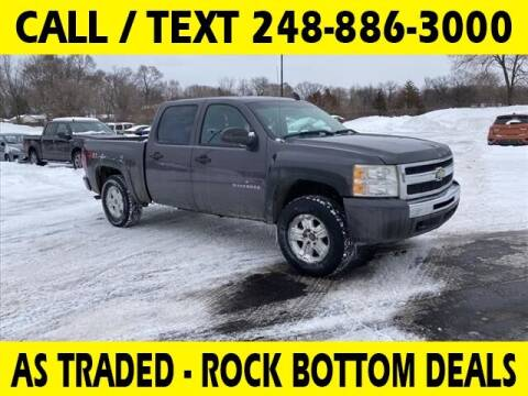2010 Chevrolet Silverado 1500 for sale at Lasco of Waterford in Waterford MI
