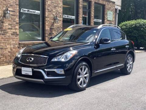2016 Infiniti QX50 for sale at The King of Credit in Clifton Park NY