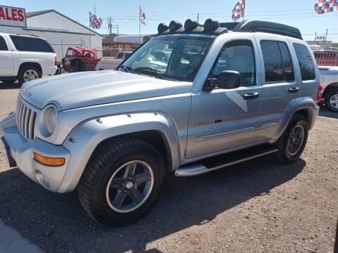 2003 Jeep Liberty for sale at ACE AUTO SALES in Lake Havasu City AZ