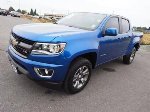 2018 Chevrolet Colorado for sale at Karmart in Burlington WA