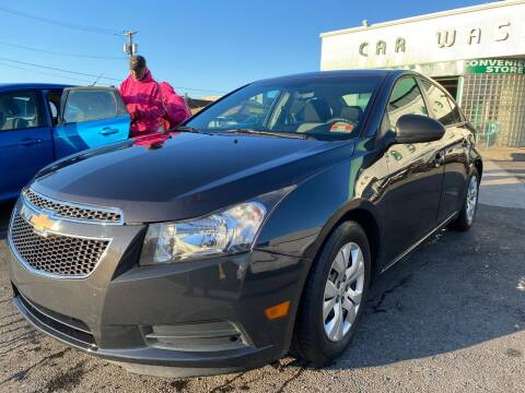 2014 Chevrolet Cruze for sale at MFT Auction in Lodi NJ