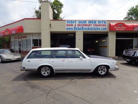 1978 Chevrolet Malibu for sale at Bickel Bros Auto Sales, Inc in Louisville KY