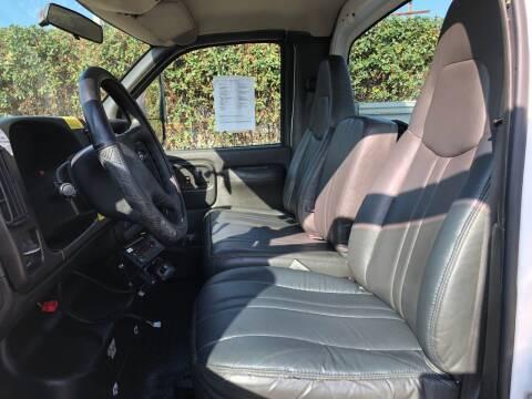 2005 Chevrolet C7500