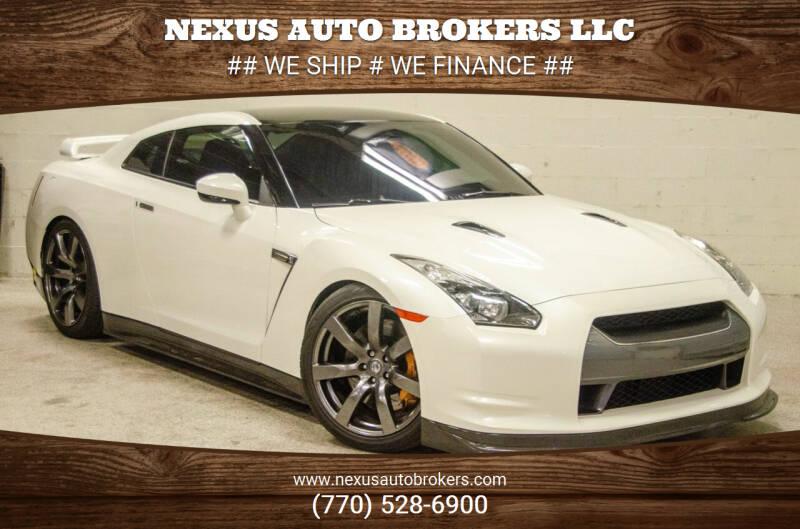2011 Nissan GT-R for sale at Nexus Auto Brokers LLC in Marietta GA
