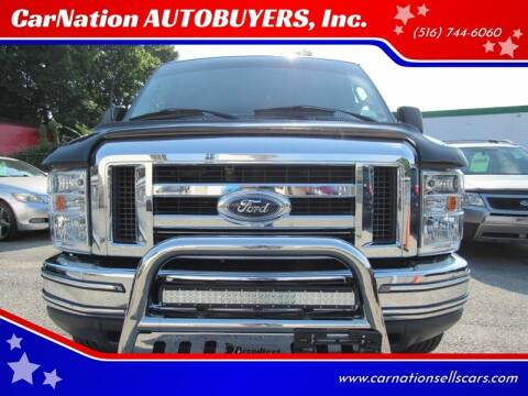 2011 Ford E-Series Wagon for sale at CarNation AUTOBUYERS, Inc. in Rockville Centre NY