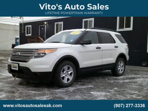 2011 Ford Explorer for sale at Vito's Auto Sales in Anchorage AK