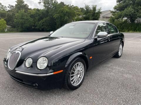 2007 Jaguar S-Type for sale at Asap Motors Inc in Fort Walton Beach FL