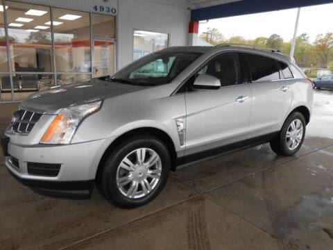 2012 Cadillac SRX for sale at Auto America in Charlotte NC