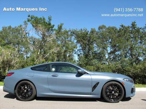 2019 BMW 8 Series for sale at Auto Marques Inc in Sarasota FL